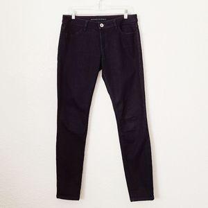 Banana Republic 29 Dark Wash Skinny Leg Jeans